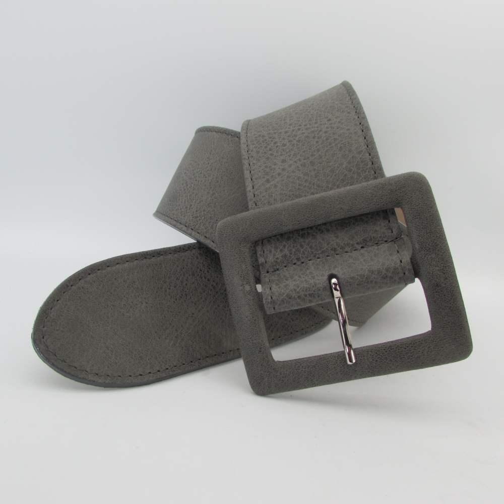 roter damen nappaleder g rtel 6 cm breit 89 00. Black Bedroom Furniture Sets. Home Design Ideas
