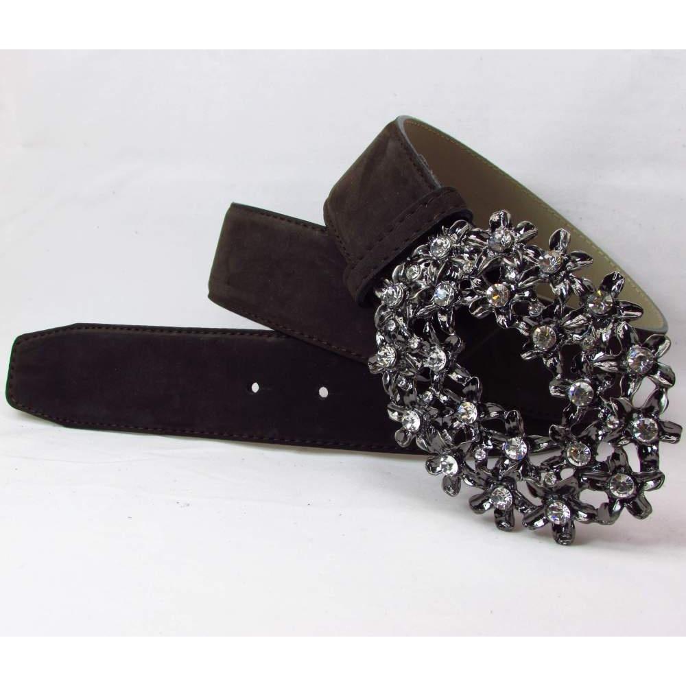 strassg rtel mit kristallsteinen 4 cm breit 99 00. Black Bedroom Furniture Sets. Home Design Ideas